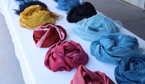 Clothes Dyeing